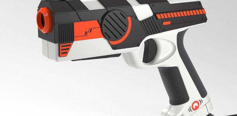 Laser Tag Blaster | BattleTag