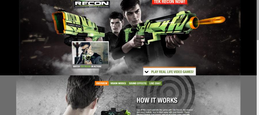 Website | Tek Recon