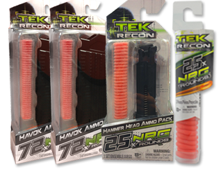 Cartridges | Tek Recon