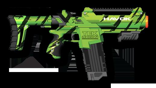 Havok Blaster | Tek Recon
