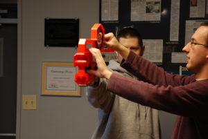 Nerf Diatron | Measurements