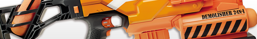 Demolisher | Blaster Labs | Nerf N-Strike Elite | Tech Overview