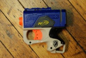 Reflex IX-1 | Nerf N-Strike | Overview