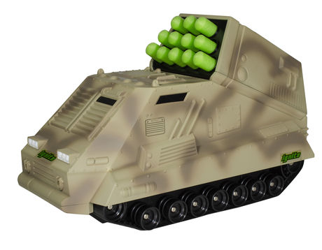 Badger Dart | Shooting Tank
