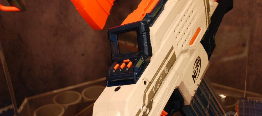 Nerf Cam ECS-12 Angle