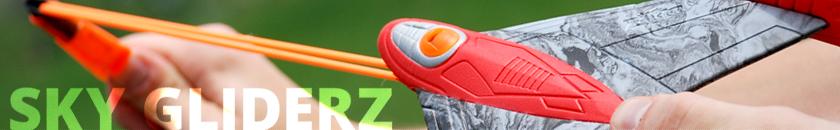 Sky Gliderz | Zing Toys | Header