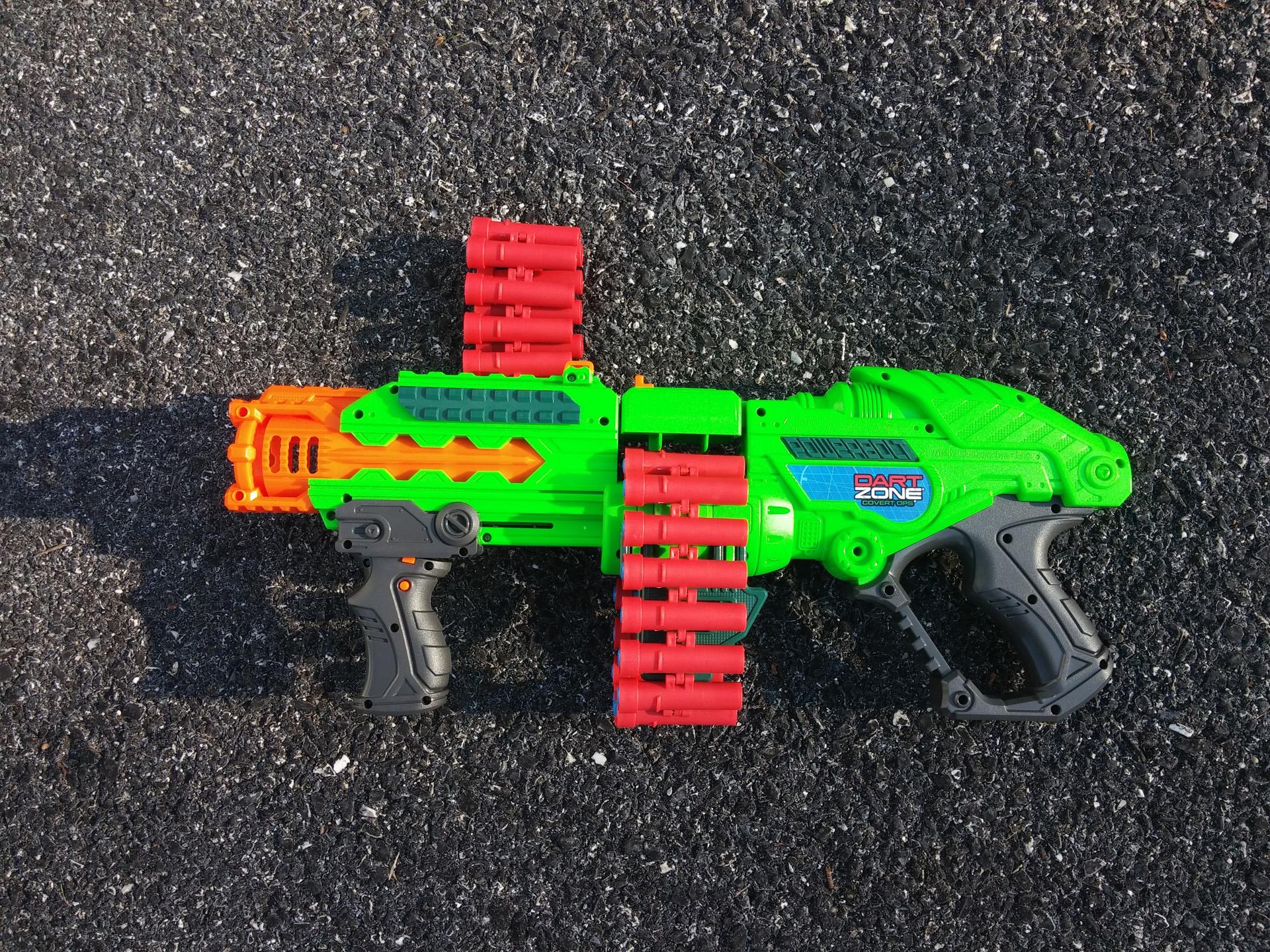 Dart Zone Powerbolt Belt Blaster (1)