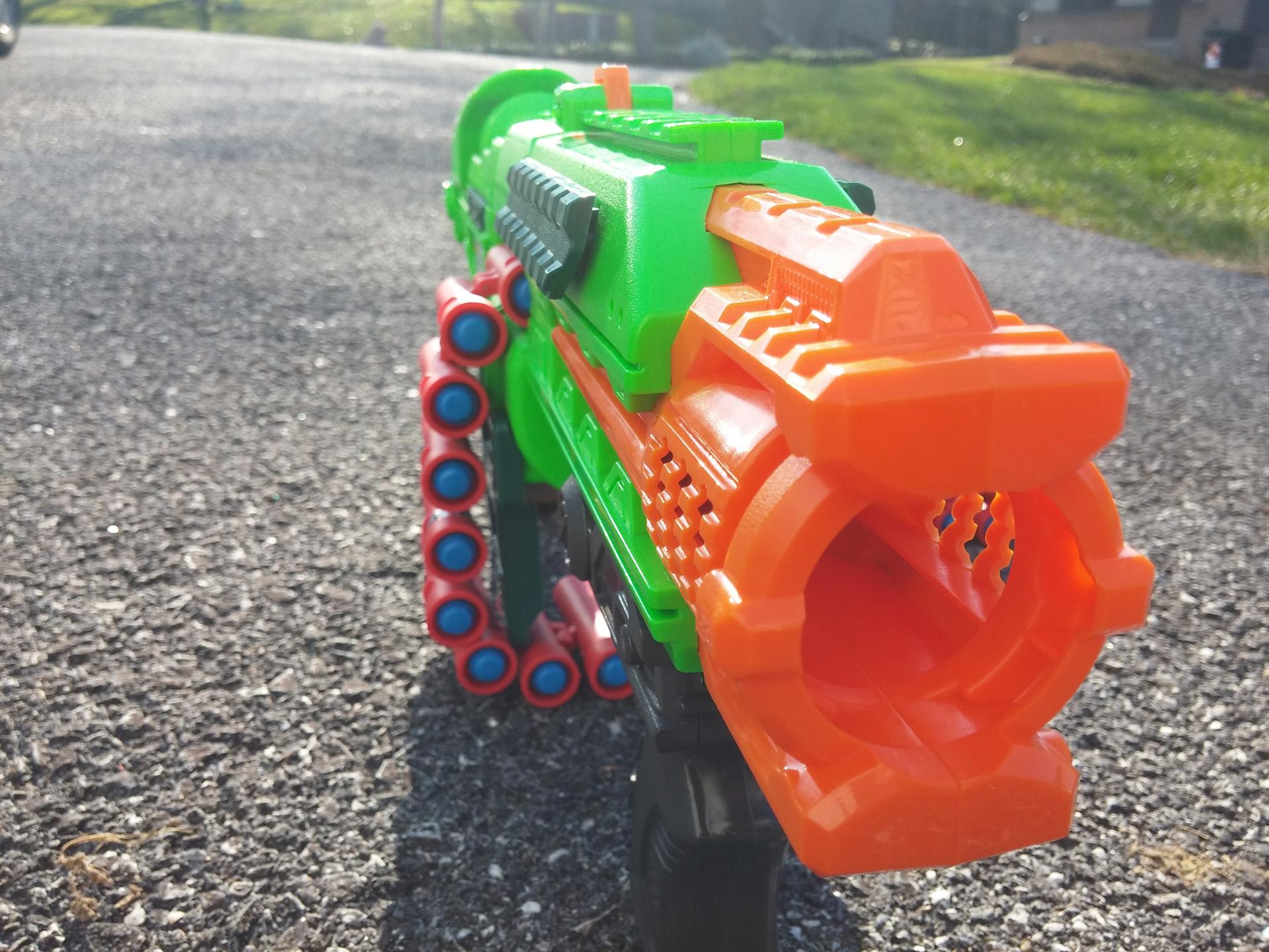 Dart Zone Powerbolt Belt Blaster (2)