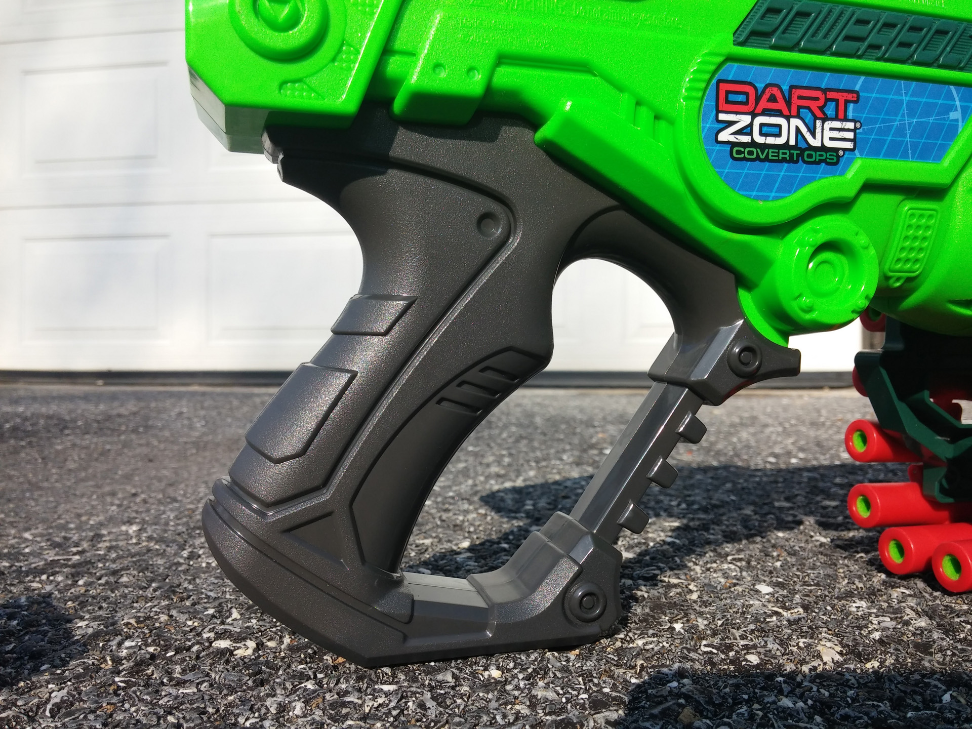 Dart Zone Powerbolt Belt Blaster (4)