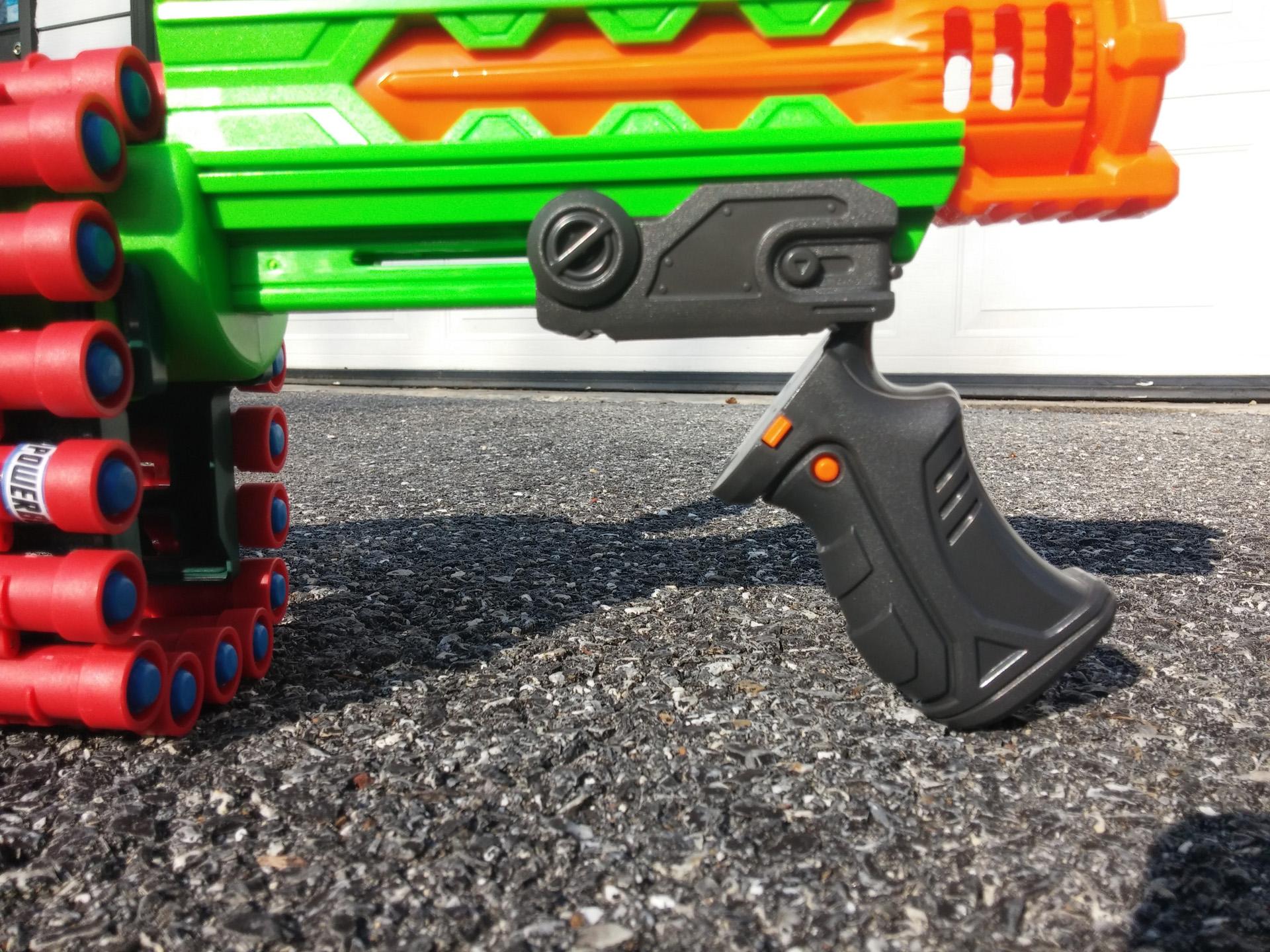 Dart Zone Powerbolt Belt Blaster (6)