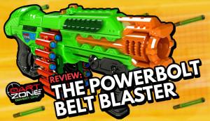 Dart Zone Powerbolt Belt Blaster - Header
