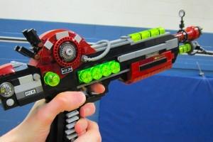 LEGO Ray Gun Mark 2 - Black Ops 2