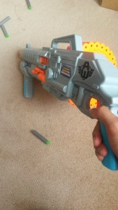 FPS shot of the Sidewinder.