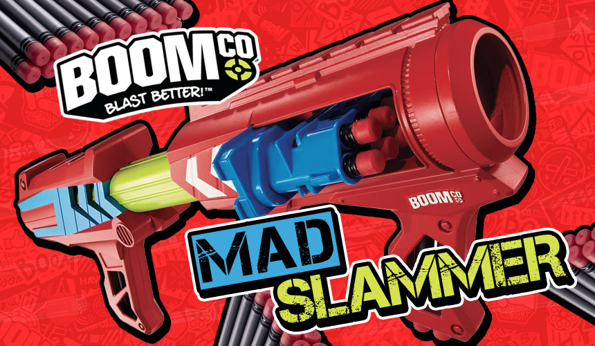 Mad Slammer - BOOMco - Header