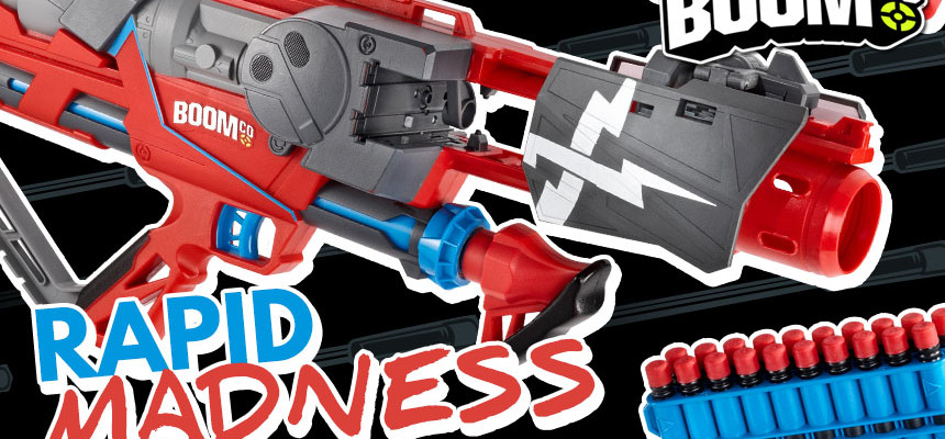 Rapid Madness - BOOMco - Header