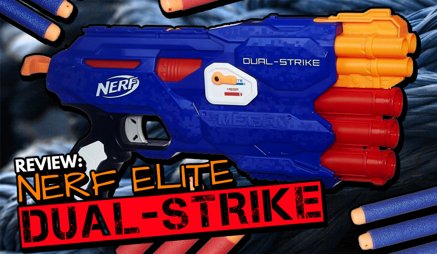 Nerf Elite Dual-Strike | Header