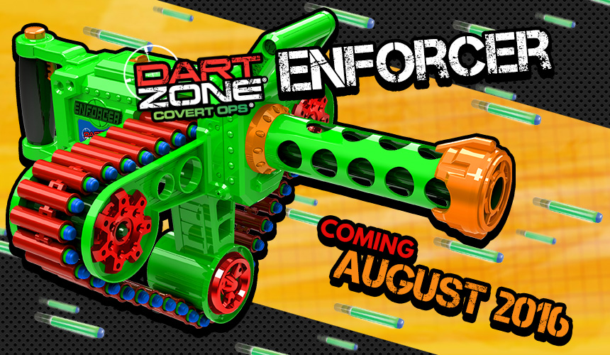 Dart Zone Enforcer