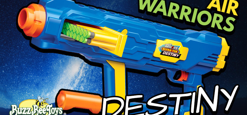 Air Warriors Destiny | Buzz Bee | Header