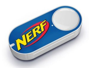 Amazon Dash Button for Nerf Large