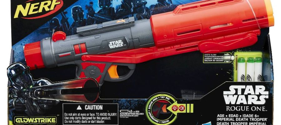 Nerf Star Wars Rogue One