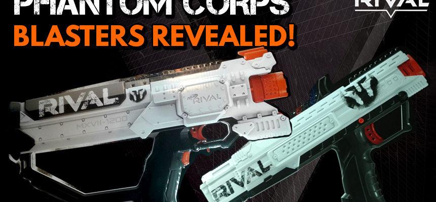 phantom corps blasters