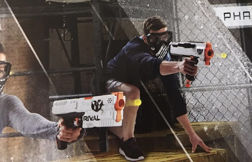 rival helios deadpool blaster