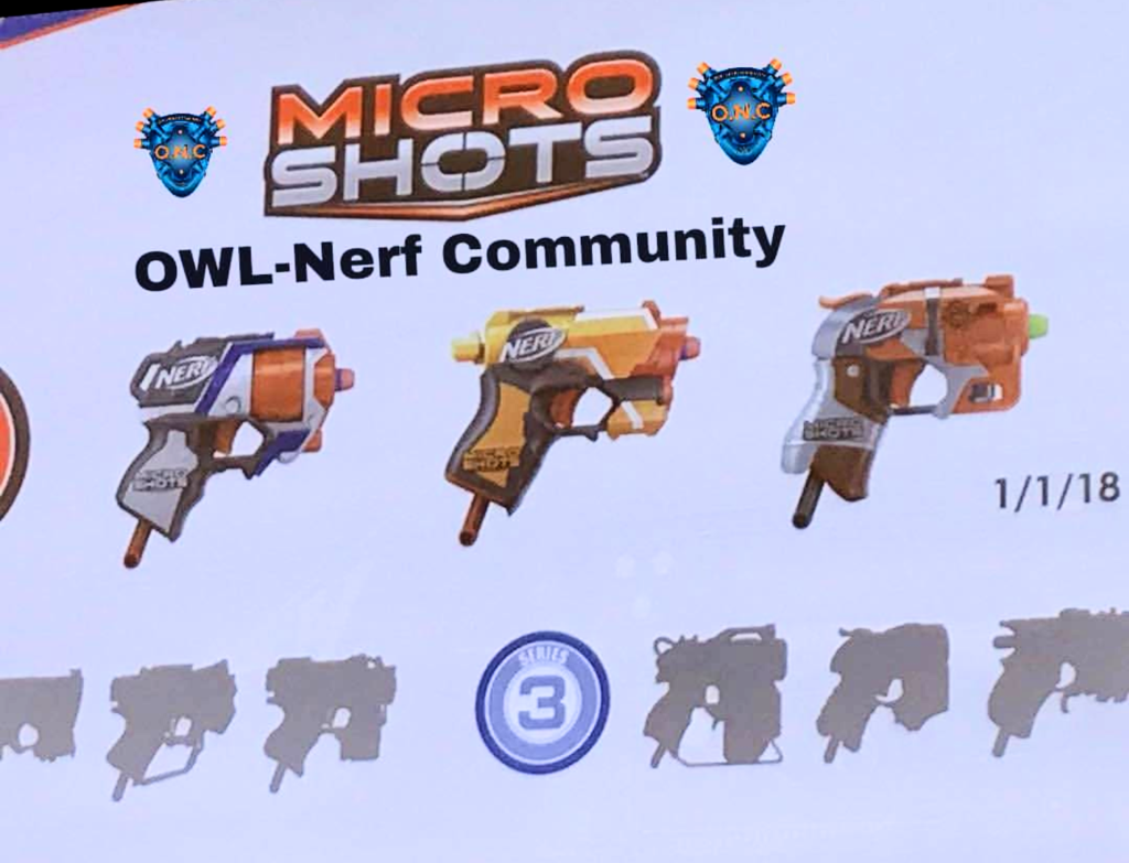 micro-shot blasters