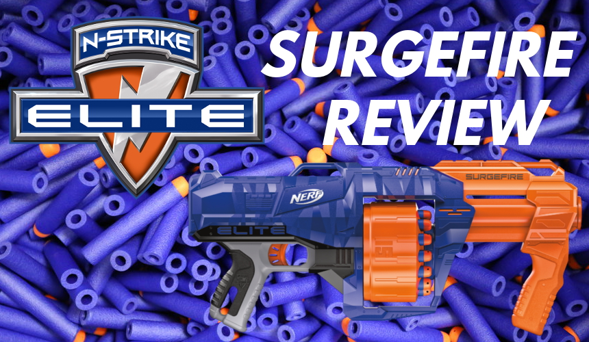The Best in Nerf News, views and Reviews | Blaster Hub