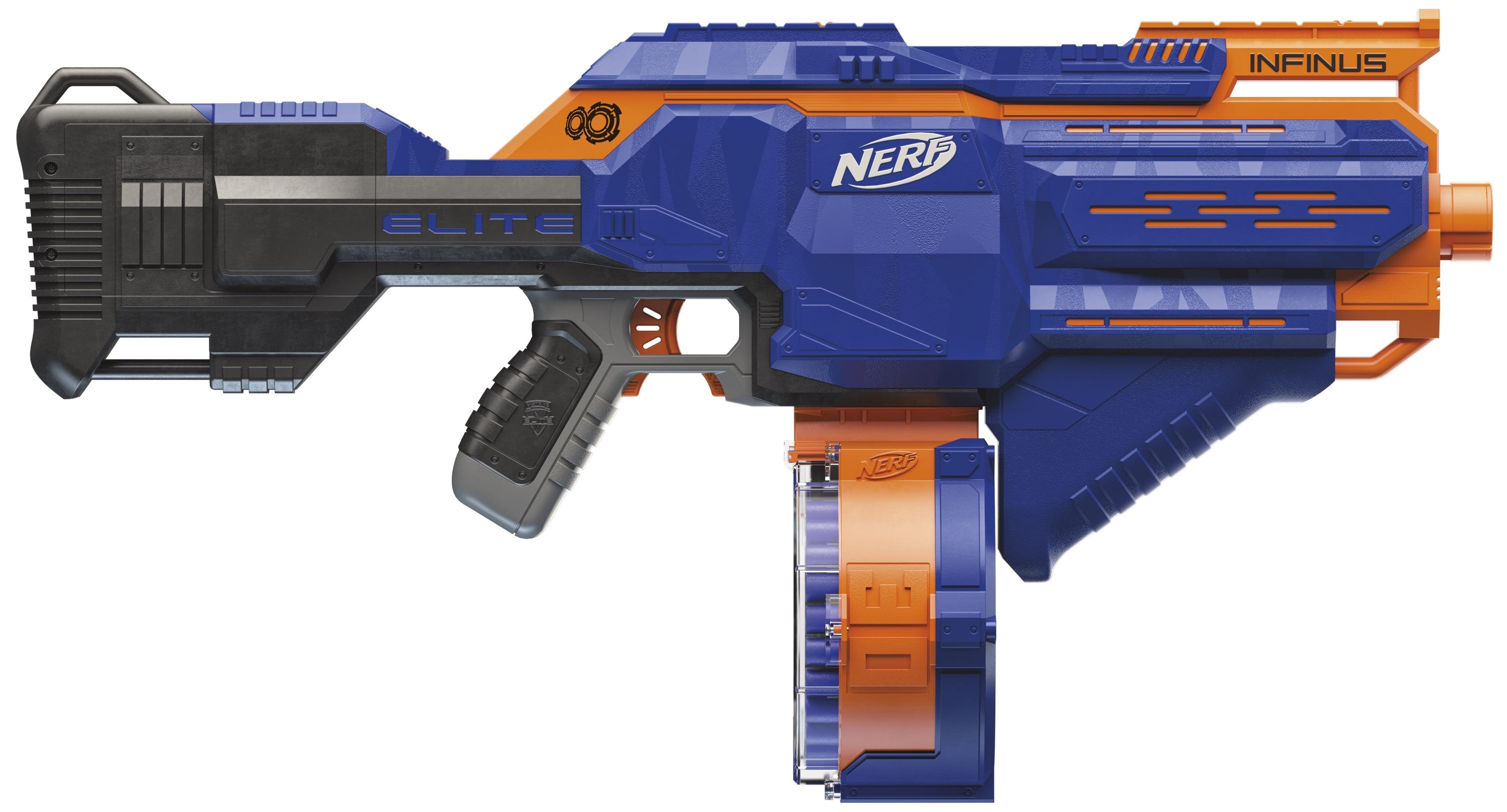 fall 2018 nerf blasters revealed at nytf18 blaster hub