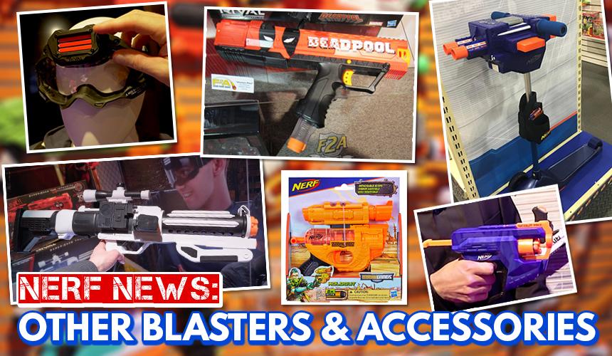 blaster accessories