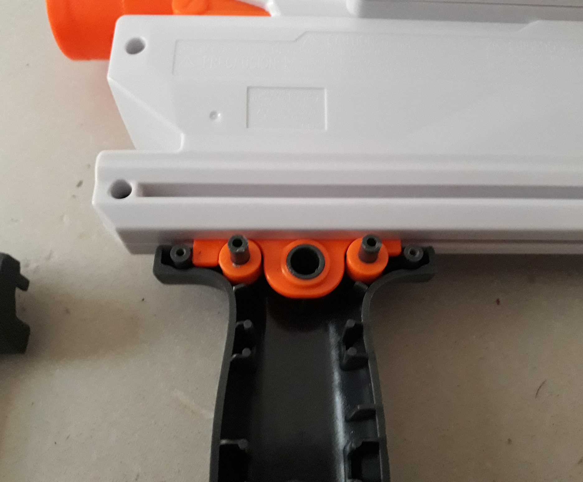 Hinder Far From Close Review: Nerf Modulus M...