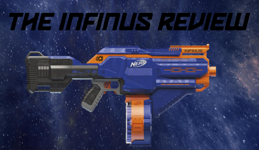 Nerf N-Strike Elite Infinus Review | Blaster Hub