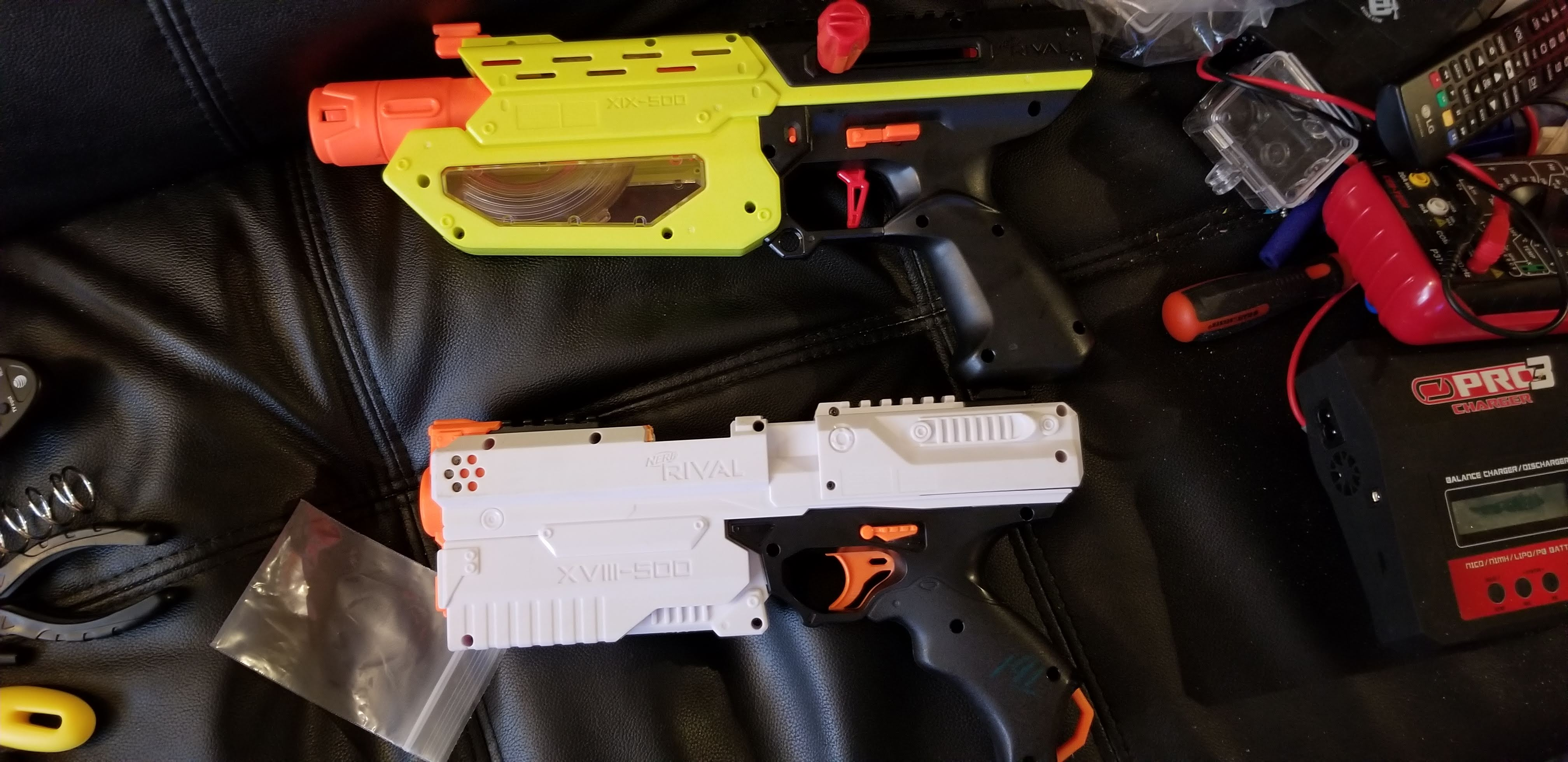 Nerf Rival Edge Mercury Review | Blaster Hub
