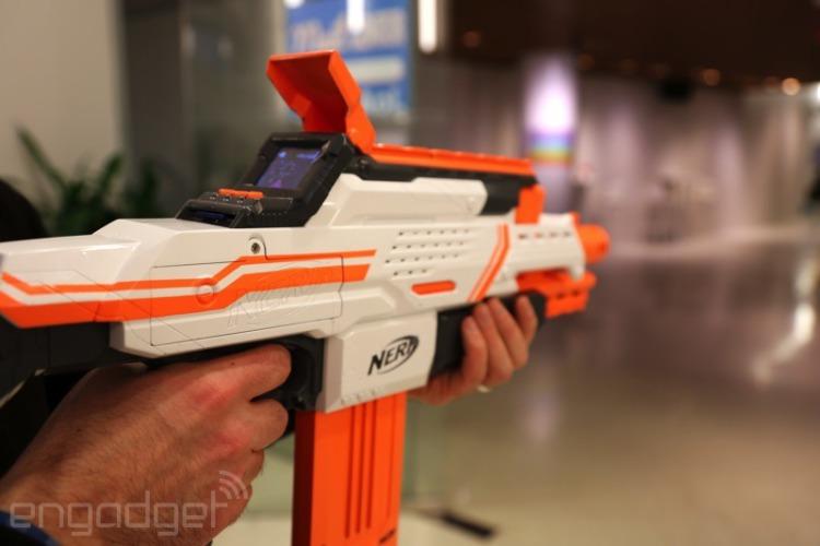 Ecs 12 Nerf Blaster Elite N Strike 19 Blaster Hub