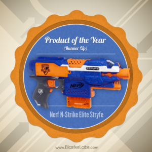 Stryfe | Nerf N-Strike Elite | Product of the Year | Runner Up