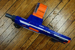 Nerf Rampage | Overview