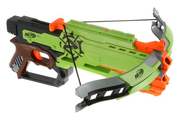 Crossfire Bow Zombie Strike Nerf Blaster Hub