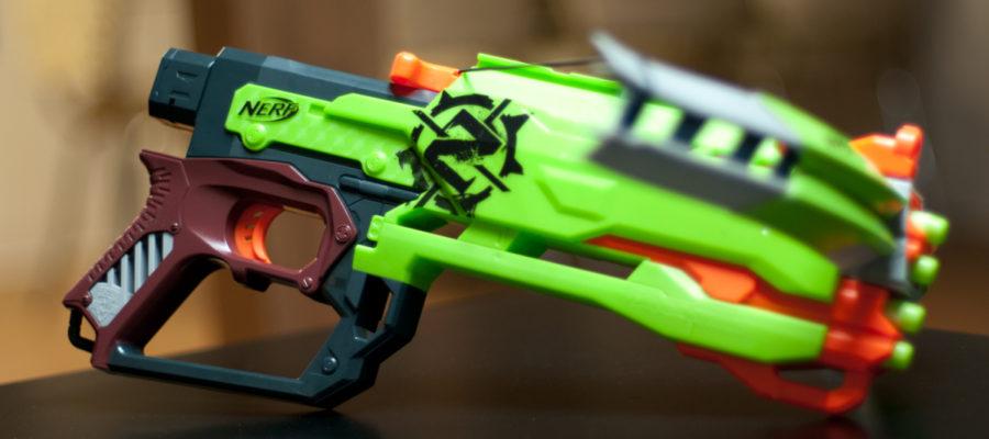 Crossfire | Zombie Strike | Nerf | 21