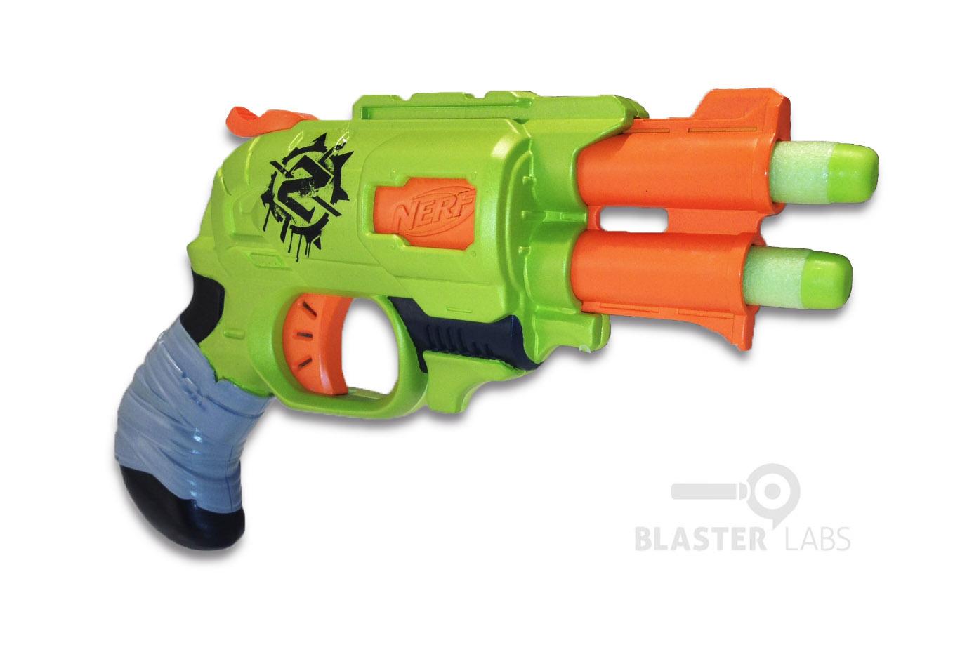 Nerf Zombie Strike Doublestrike Blaster Blaster Hub
