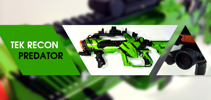 Predator | Tek Recon | Unique | Header Large