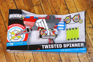 Twister Spinner product box