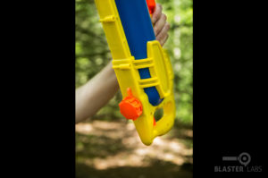 Outlaw Water Warriors leak test