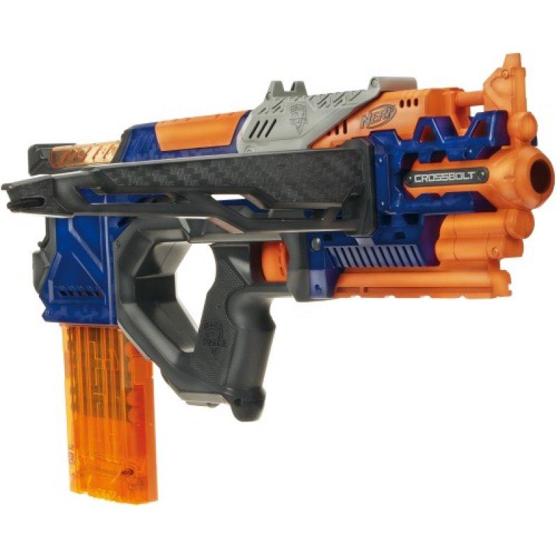 fake nerf guns blaze storm revolver upgrade