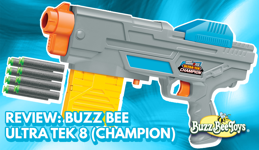 Ultra Tek 8 (Champion) | Buzz Bee Toys | Header