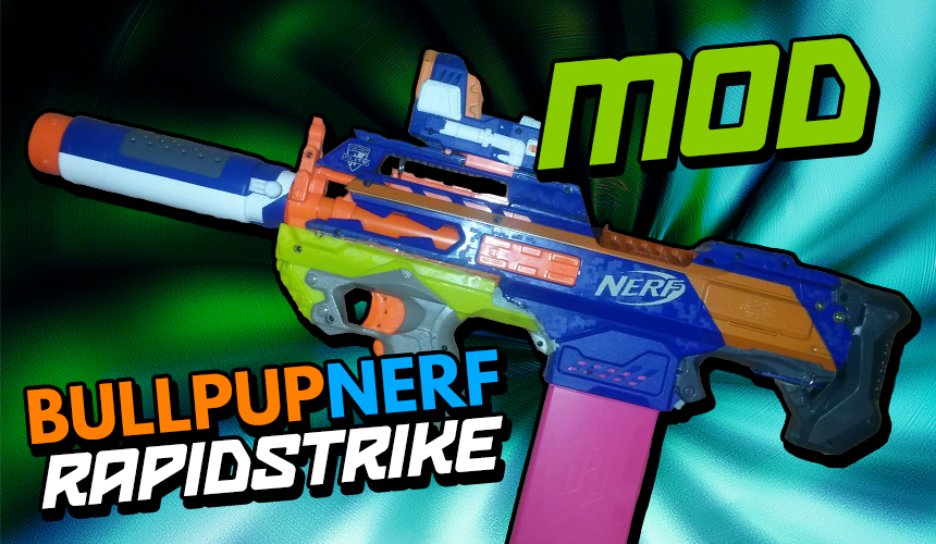 Nerf Rapidstrike CS-18 Mod by Jefzwang ...