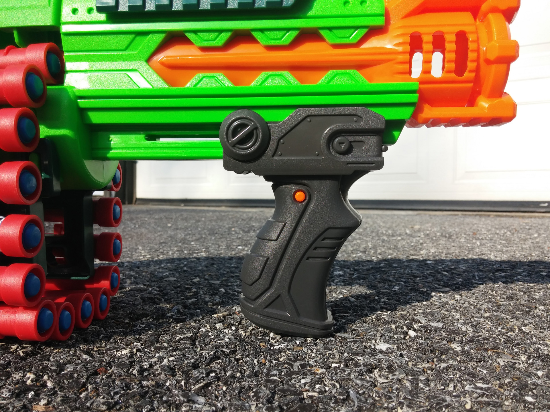 Dart Zone Powerbolt Belt Blaster (3)