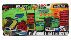 Dart Zone Powerbolt Belt Blaster - High Res Packaging