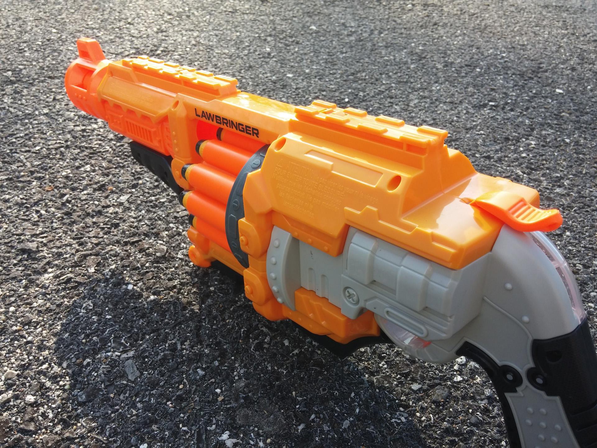 Nerf Doomlands Lawbringer (13)