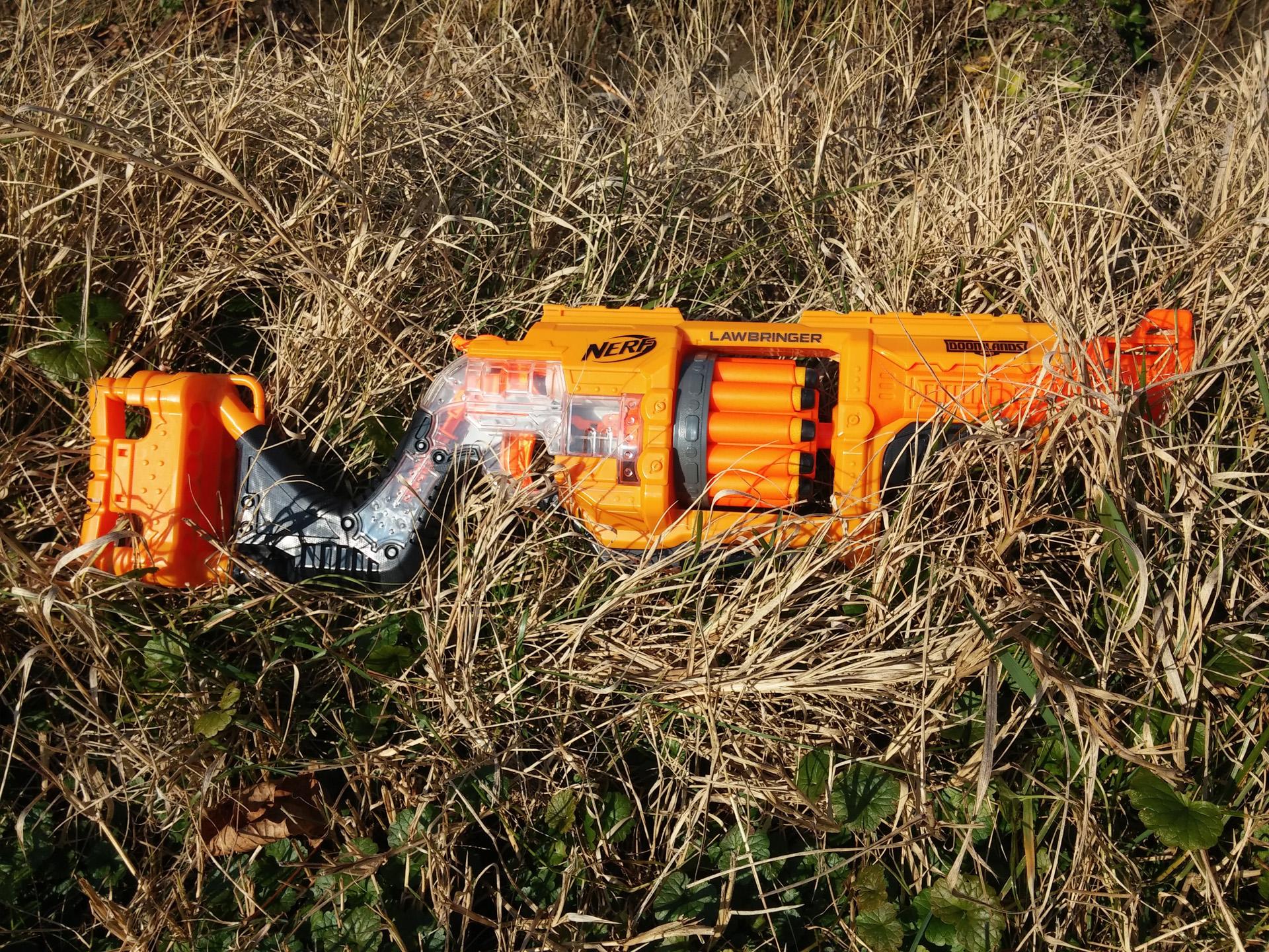 Nerf Doomlands Lawbringer - Design (4)