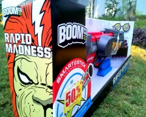 Rapid Madness Side